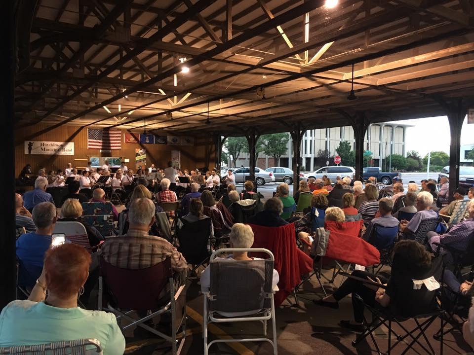 Christmas Parade 2021 Hutchinson Ks Hutchinson Municipal Band Concerts Info Concert Band